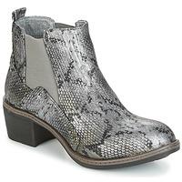 Παπούτσια Γυναίκα Μποτίνια LPB Shoes CAROLE Grey