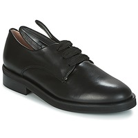 Παπούτσια Γυναίκα Derby Minna Parikka BUNNY LACE UP Black