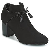 Παπούτσια Γυναίκα Χαμηλές Μπότες Moony Mood GLAM Black