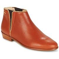 Παπούτσια Γυναίκα Μπότες M. Moustache JEANNE.B COGNAC / Gold
