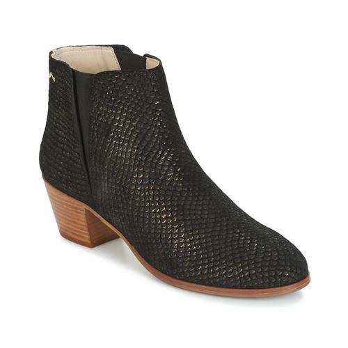 Παπούτσια Γυναίκα Μποτίνια M. Moustache JEANNE.M Black