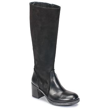 Παπούτσια Γυναίκα Μπότες για την πόλη Lola Espeleta NAGARI Black
