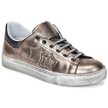 Παπούτσια Γυναίκα Χαμηλά Sneakers Lola Espeleta NONIDI BRONZE