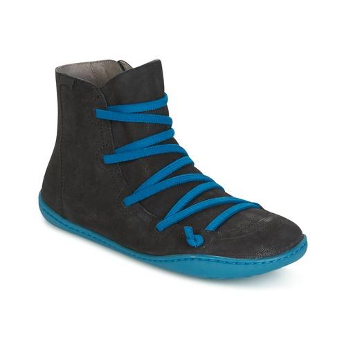 Παπούτσια Γυναίκα Μπότες Camper PEU CAMI Black