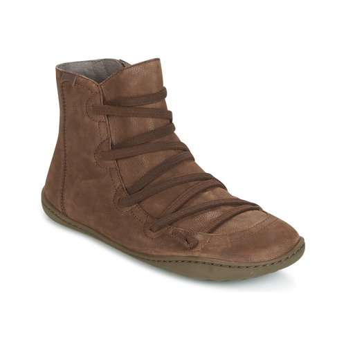 Παπούτσια Γυναίκα Μπότες Camper PEU CAMI Brown