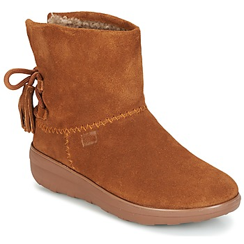 Μποτίνια FitFlop MUKLUK SHORTY II BOOTS WITH TASSELS