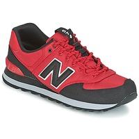 Παπούτσια Άνδρας Χαμηλά Sneakers New Balance ML574 Red