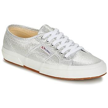 Παπούτσια Γυναίκα Χαμηλά Sneakers Superga 2750-LAMEW Ασημι