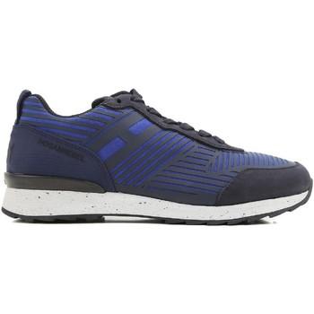 Παπούτσια Άνδρας Χαμηλά Sneakers Hogan HXM2610W500ESB0XKA blu acceso