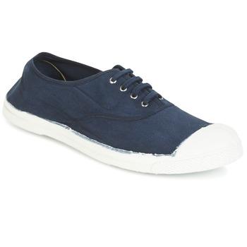 Παπούτσια Άνδρας Χαμηλά Sneakers Bensimon TENNIS LACET Marine