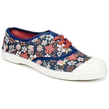 Παπούτσια Γυναίκα Χαμηλά Sneakers Bensimon TENNIS LIBERTY MARINE