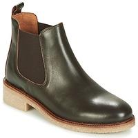 Παπούτσια Γυναίκα Μπότες Bensimon BOOTS CREPE Brown