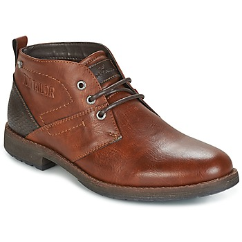 Παπούτσια Άνδρας Μπότες Tom Tailor LAORA Brown