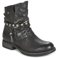 Παπούτσια Γυναίκα Μπότες Tom Tailor RESTOUNE Black