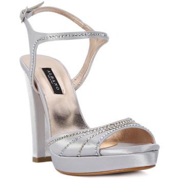 Παπούτσια Γυναίκα Σανδάλια / Πέδιλα Albano RASO ARGENTO Grigio