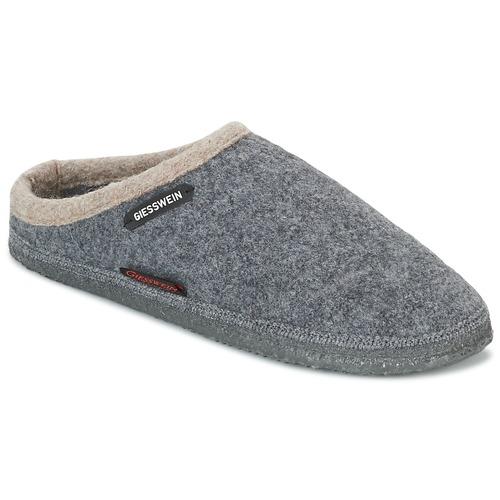 Παπούτσια Γυναίκα Παντόφλες Giesswein DANNHEIM Grey