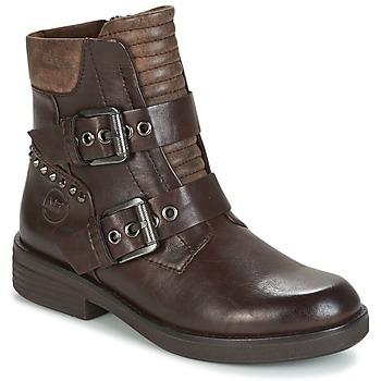 Παπούτσια Γυναίκα Μπότες Marco Tozzi POUDREE Brown