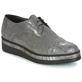 Παπούτσια Γυναίκα Derby Sweet Lemon SABA Grey