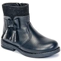 Παπούτσια Κορίτσι Μπότες Citrouille et Compagnie HEYLI Black