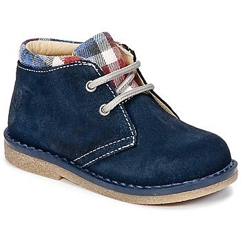 Παπούτσια Αγόρι Μπότες Citrouille et Compagnie HEYLI Marine