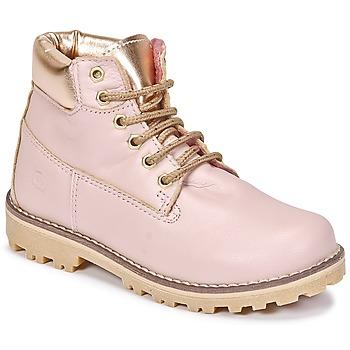 Παπούτσια Κορίτσι Μπότες Citrouille et Compagnie HICHOU ροζ