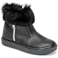 Παπούτσια Κορίτσι Μπότες Citrouille et Compagnie HOUPI Black