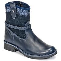 Παπούτσια Κορίτσι Μπότες Citrouille et Compagnie HAYO Μπλέ