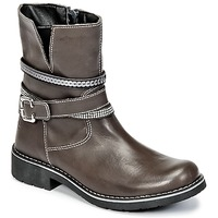 Παπούτσια Κορίτσι Μπότες Citrouille et Compagnie HASU Grey