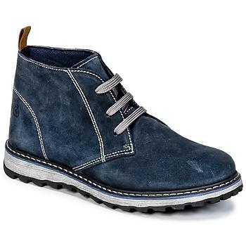 Παπούτσια Αγόρι Μπότες Citrouille et Compagnie HISEO Marine