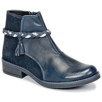 Παπούτσια Κορίτσι Μπότες Citrouille et Compagnie HOCEA μπλέ