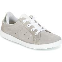 Παπούτσια Κορίτσι Χαμηλά Sneakers Citrouille et Compagnie HINETTE Grey / Silver