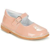 Παπούτσια Κορίτσι Μπαλαρίνες Citrouille et Compagnie HIVETTE Ροζ