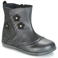 Παπούτσια Κορίτσι Μπότες Citrouille et Compagnie HOPETTE Grey