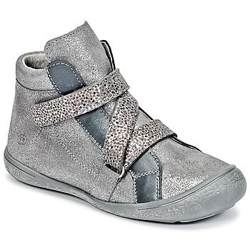 Παπούτσια Κορίτσι Μπότες Citrouille et Compagnie HISSOU Grey