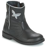 Παπούτσια Κορίτσι Μπότες Citrouille et Compagnie HORELI Black