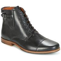 Παπούτσια Άνδρας Μπότες Schmoove BLIND BRITISH BROGUE Black