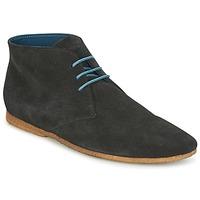 Παπούτσια Άνδρας Μπότες Schmoove CREPS DESERT Black