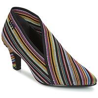 Παπούτσια Γυναίκα Χαμηλές Μπότες United nude FOLD LITE MID Black / Multicolour