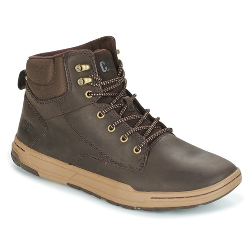 Παπούτσια Άνδρας Ψηλά Sneakers Caterpillar COLFAX MID Brown / Fonce