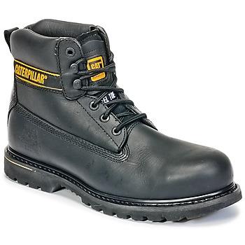 Παπούτσια Άνδρας Μπότες Caterpillar HOLTON ST SB Black