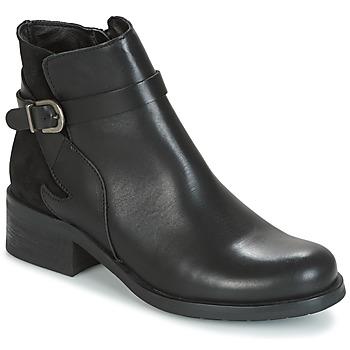 Παπούτσια Γυναίκα Μποτίνια Betty London HARRIS Black
