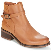 Παπούτσια Γυναίκα Μποτίνια Betty London HEYLEY CAMEL