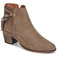 Παπούτσια Γυναίκα Μποτίνια Betty London HEIDI Taupe