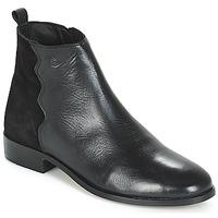 Παπούτσια Γυναίκα Μπότες Betty London HELOI Black