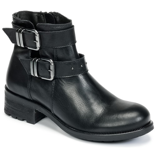 Παπούτσια Γυναίκα Μπότες Betty London HELIDI Black