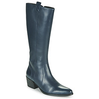 Παπούτσια Γυναίκα Μπότες για την πόλη Betty London HERINE Μπλέ