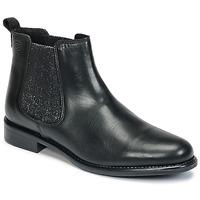 Παπούτσια Γυναίκα Μπότες Betty London HAYATI Black