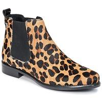 Παπούτσια Γυναίκα Μπότες Betty London HUGUETTE Leopard