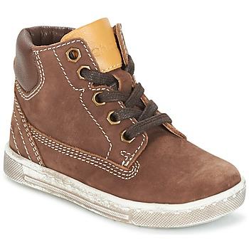 Παπούτσια Αγόρι Ψηλά Sneakers Chicco CLOVER Brown