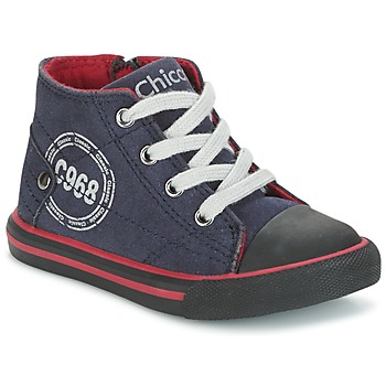 Παπούτσια Αγόρι Ψηλά Sneakers Chicco CRITTER Marine / Black / Red